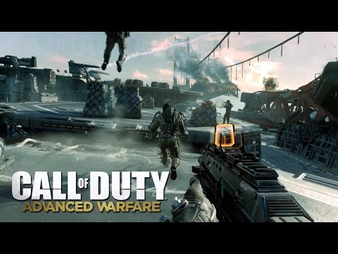 "Call of Duty: Advanced Warfare - ""Collapse"" Campaign Gameplay [1080p] TRUE-HD QUALITY"