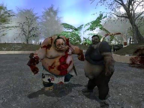 эй толстый Garrys Mod