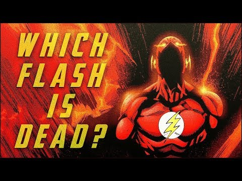 DC Comics Just Killed The Flash!
