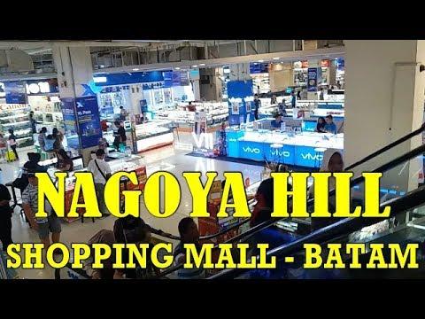 Jalan - Jalan ke Nagoya Hill Shopping Mall BATAM