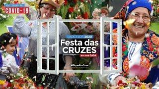 Festa das Cruzes 2020 em sua casa_Batalha das Flores