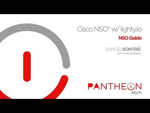 [NSO Guide] Cisco NSO® w/ lighty.io