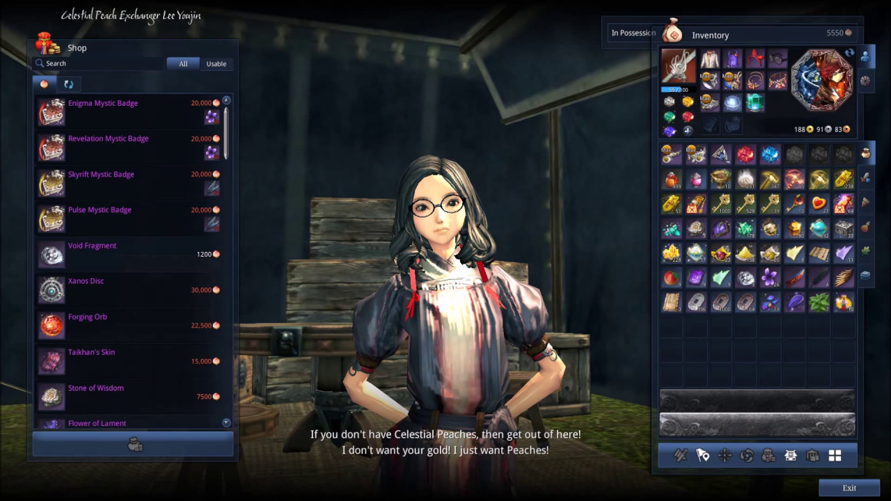 Blade and Soul Best Blade Dancer Badges