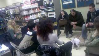 Petco Dog Training Session