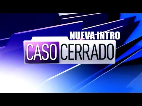 Caso Cerrado - Nueva Intro (2013)