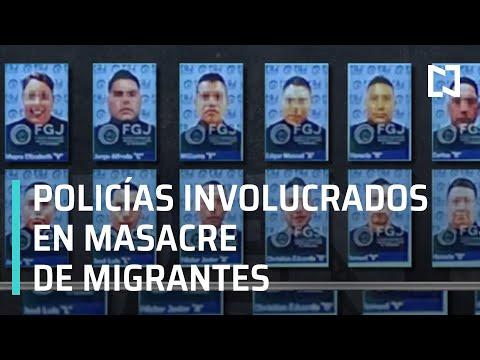 Policías, involucrados en la masacre de migrantes en Camargo, Tamaulipas - En Punto
