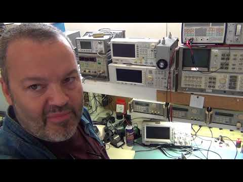 Keithley 617 Electrometer with LEAKY RELAYS [PART 2]
