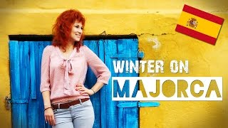 Winter on MAJORCA   ZuzArt