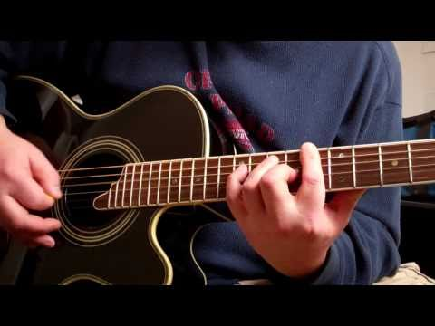 Parks and Recreation  Theme Acoustic Guitar