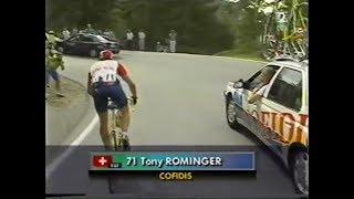 Vuelta a España 1997. Etapa 19. Los Ángeles de San Rafael (incluye resumen de la etapa)