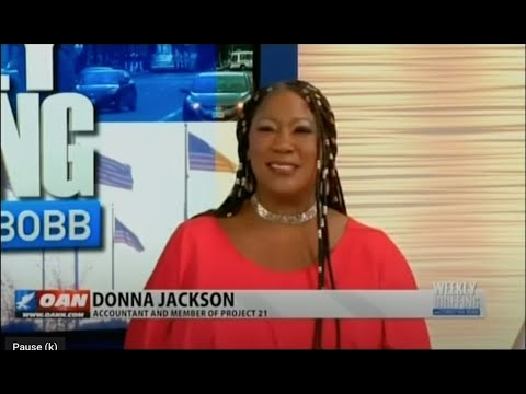Biden Has a Vaccine Double Standard for Illegal Immigrants, Notes Project 21's Donna Jackson