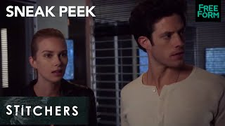 Stitchers | Season 3, Episode 7 Sneak Peek: Kirsten And Cameron Are Alone | Freeform