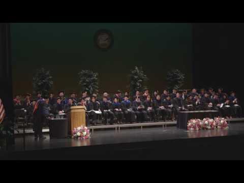 School of Law Convocation 2016
