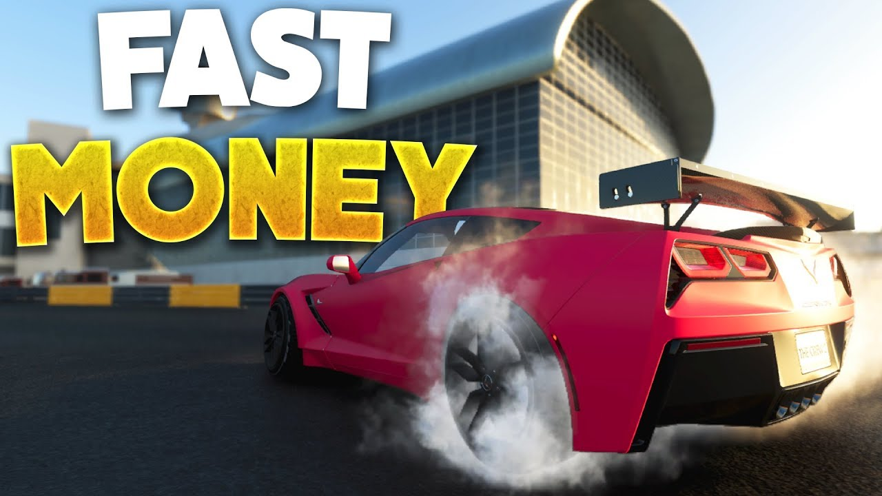 how to make money in the crew