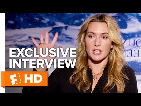 Kate Winslet Joins The Polar Bear Club - The Mountain Between Us (2017) Interview | All Access