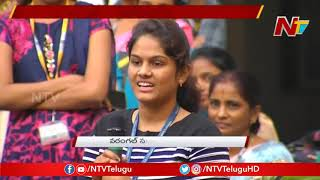 Girl student brilliant talk on Gender equality | NTV