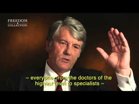 Viktor Yushchenko_The Attempted Murder of Viktor Yushchenko