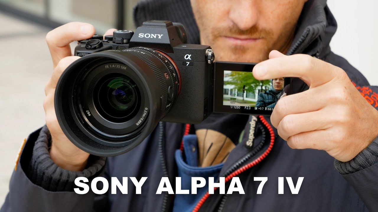 Sony Alpha 7 IV im Hands-On | CHIP