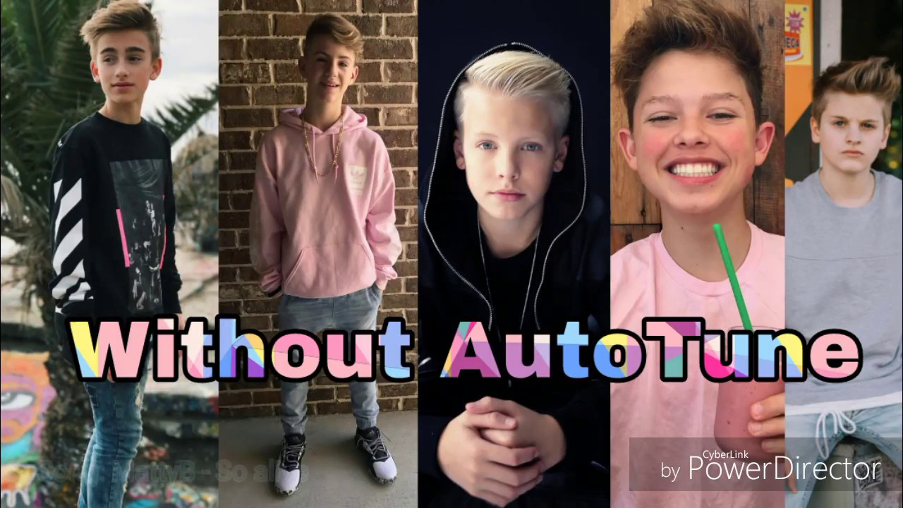 Download Top boys Musers (Musical.ly Stars Singing WITHOUT AUTO-TUNE)(MattyBRaps, Marcus&Martinus and more)