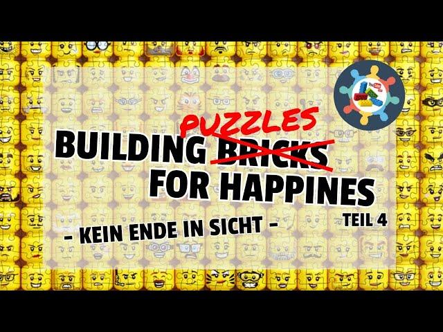 🎥 Building Puzzle for Happpines #Teil 4