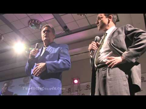 Bruce Campbell and Ted Raimi Panel