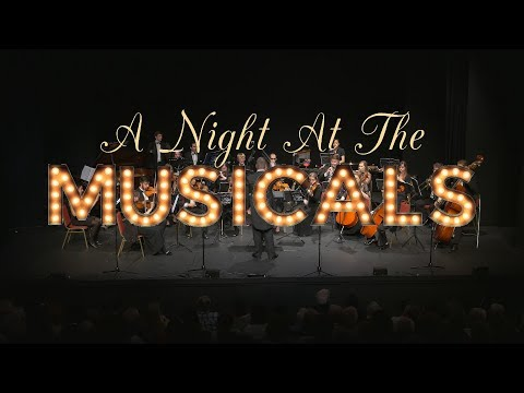 A Night at the Musicals Trailer (Blackwood)