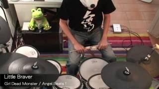 這是動畫Angel Beats ! 中的插曲Little Braver 會製作這首歌是因為一位...