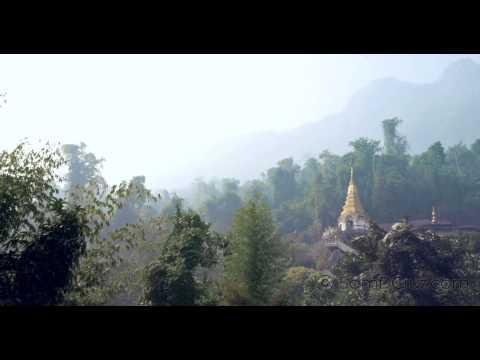 Wat Tham Pha Plong - Chiang Dao (4K Video)