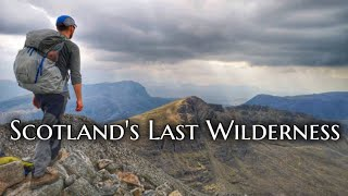 4 Day Backpacking Adventure | Fisherfield, Scotland (Part 1)