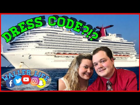 Carnival Cruise Formal Dinner Dress, Dress Code For Dining Room On Carnival Cruise