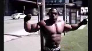Kali Muscle - 45 PULL-UPS (230 lbs)