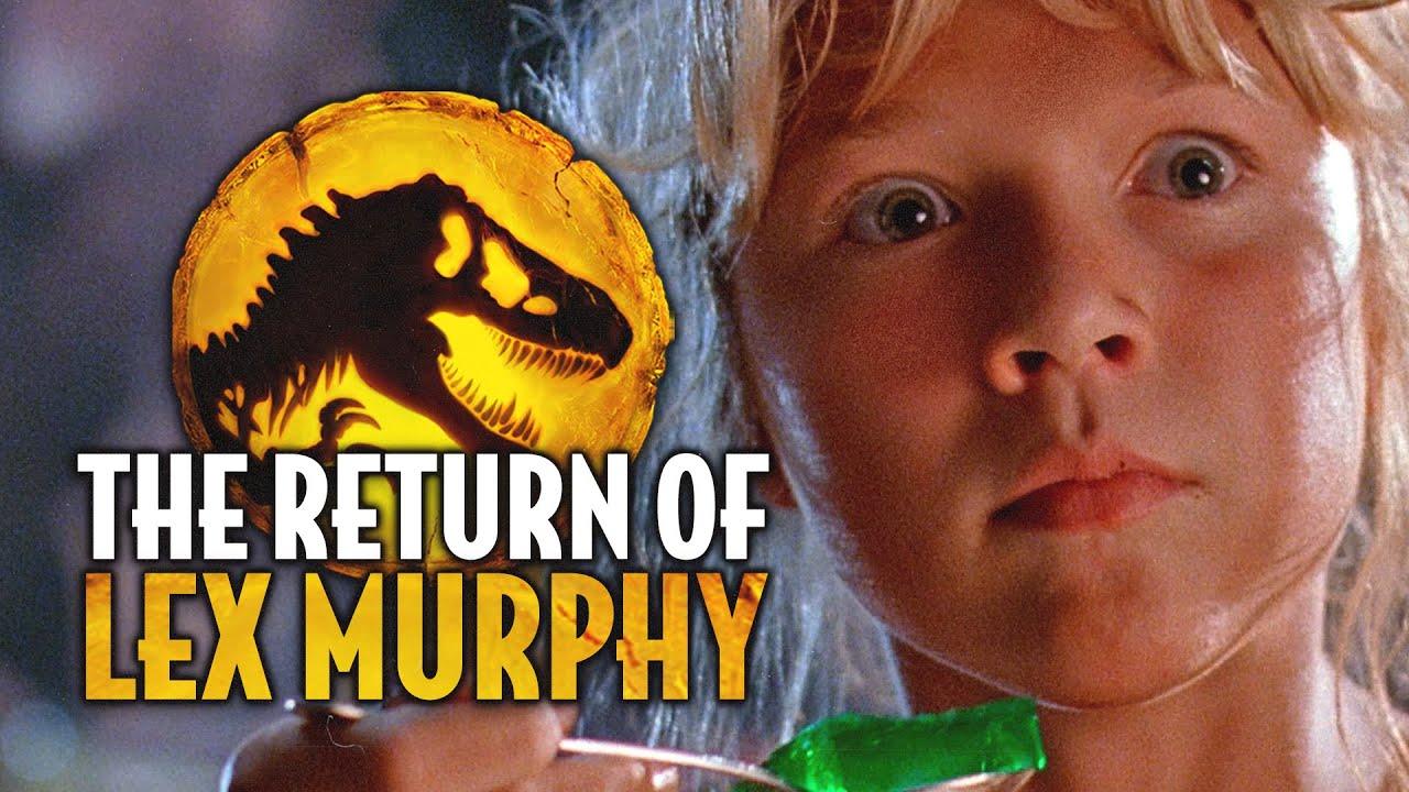 Download Evidence Lex Murphy Will Return in Jurassic World Dominion