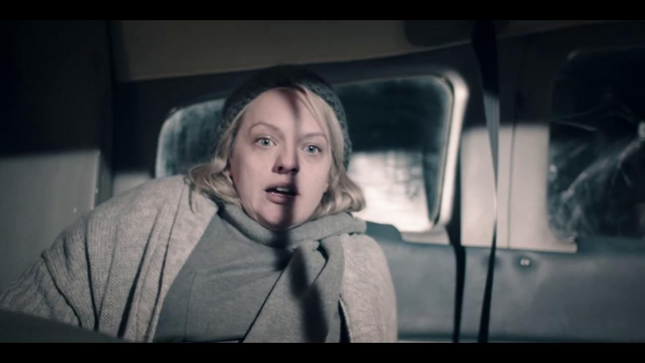 Download The Handmaid's Tale   Season 2 Episode 03   Plane Scene