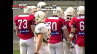 German Bowl American 2008 Jabari