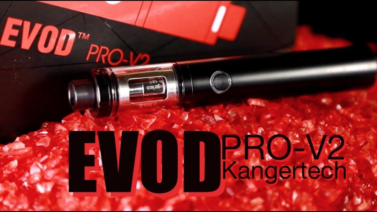 EVOD PRO-V2 by KangerTech ~All In One Vape Pen Review~