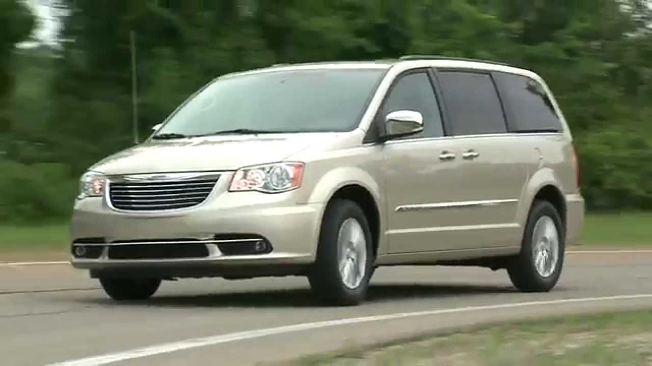 2016 chrysler town country running footage youtube. Black Bedroom Furniture Sets. Home Design Ideas