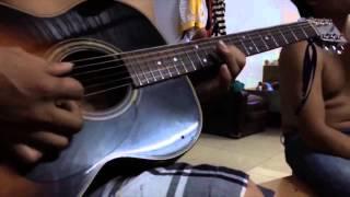 Nhạc chế gõ bo Guitar vs Chuyện Một Đêm