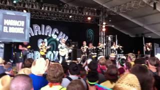 Mariachi El Bronx - 48 Roses (Live at Bonnaroo 2012)