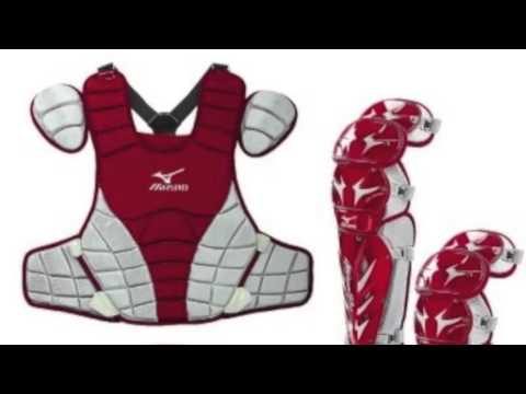 Mizuno Pro G2 Adult Catchers Set | MIZPRO1