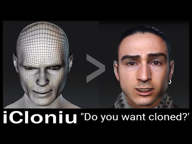 "360° VR VIDEO - iCloniu ""Do you want cloned?"" -  My New Youtube Channel!"