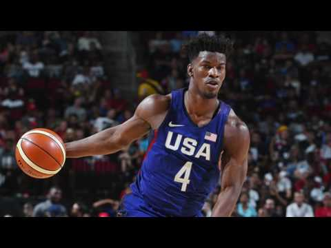 Coach Wojciechowski Talks USA Basketball Experience, Jimmy Butler