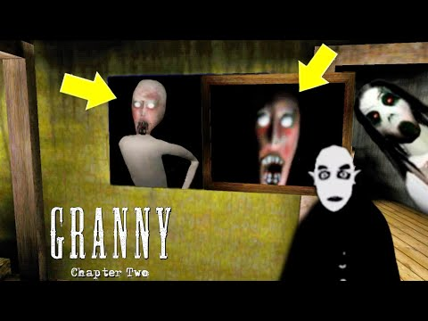 Top Granny Chapter 2 Secrets And Glitches|| Noone Knows About