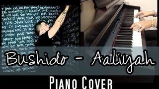Bushido | Aaliyah | Piano Cover // Klavier Solo Instrumental