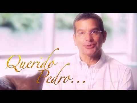 """""""Querido Pedro"""""""