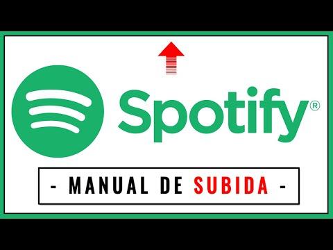 ¿Cómo Subir Tus Canciones a Spotify?