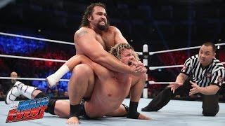 Dolph Ziggler vs. Rusev: WWE Main Event, April 18, 2015