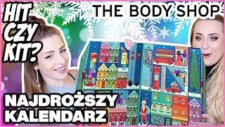 Otwieramy KALENDARZ The Body Shop Ultimate!  Rozdanie