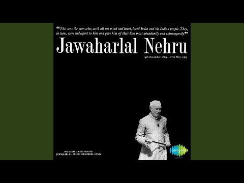 nehru tryst with destiny The story behind nehru's tryst with destiny speech on 15-aug-1947.