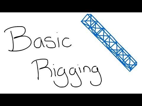 lighting 101 series part 5 basic rigging