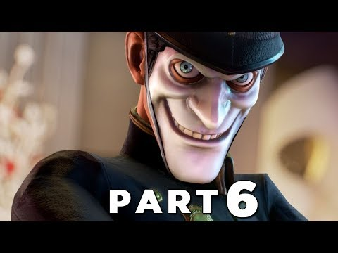 WE HAPPY FEW Walkthrough Gameplay Part 6 - THE FILE
